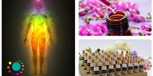 טיפול משולב פרחי באך וניקוי הילה