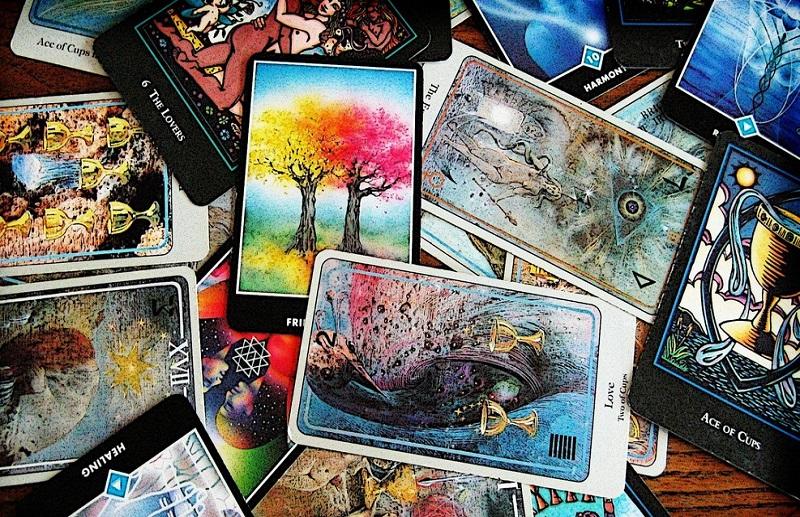 מפגש מסרים מהקלפים